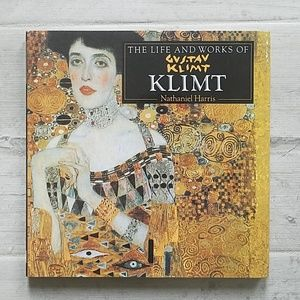The Life and Works of Gustav Klimt Book